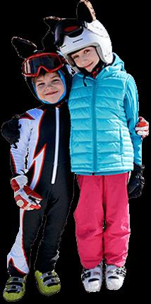 Skihelme sind uncool? Von wegen!