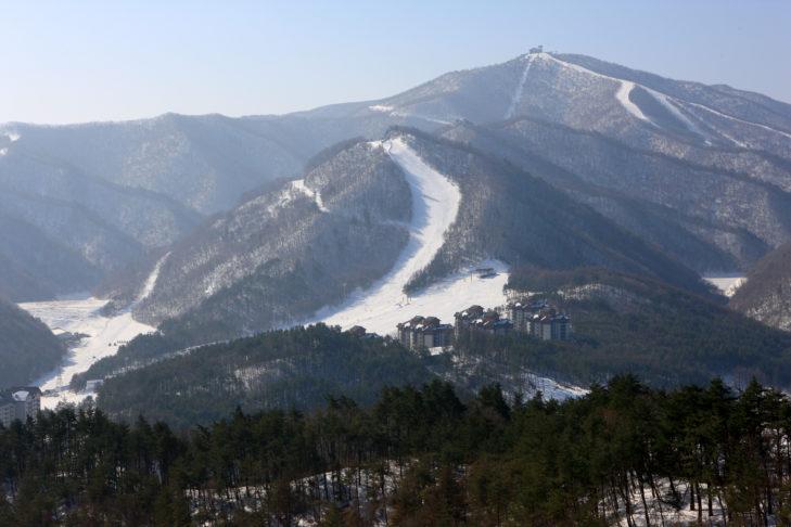 Skifahren in Südkorea - es lohnt sich!