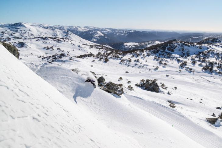 Auch in Australien kann man Skifahren!