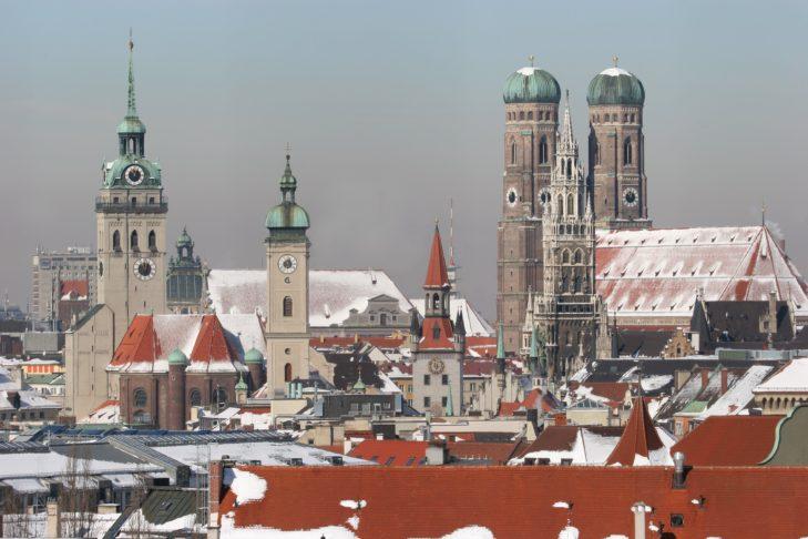 Auch in der Region München lässt es sich gut urlauben.