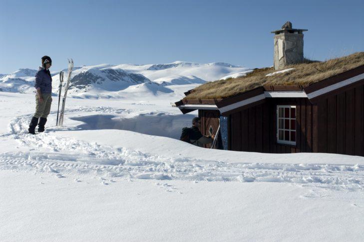 Auch Langläufer kommen in Norwegen voll auf ihre Kosten.