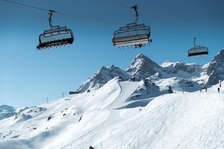 Moderne Liftanlagen sind heutzutage in den meisten Skigebieten Standard.