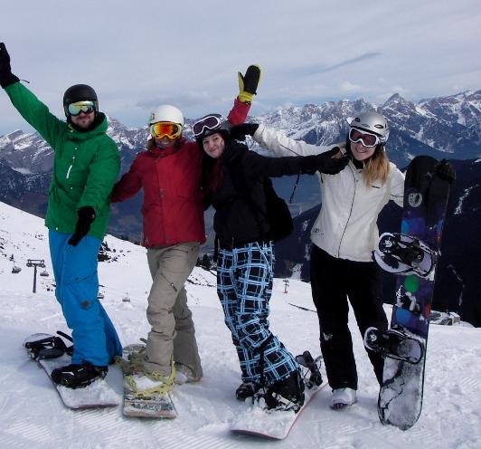 apres ski spiele