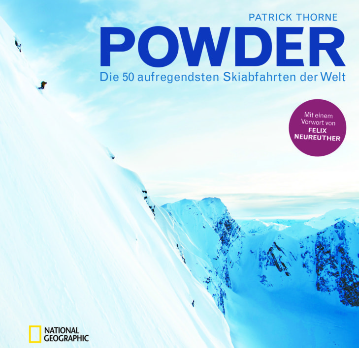 """""""Powder"""": Perfekter Ratgeber für alle Skibegeisterten und Adrenalin-Junkies."""