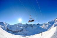 Krótki urlop na nartach