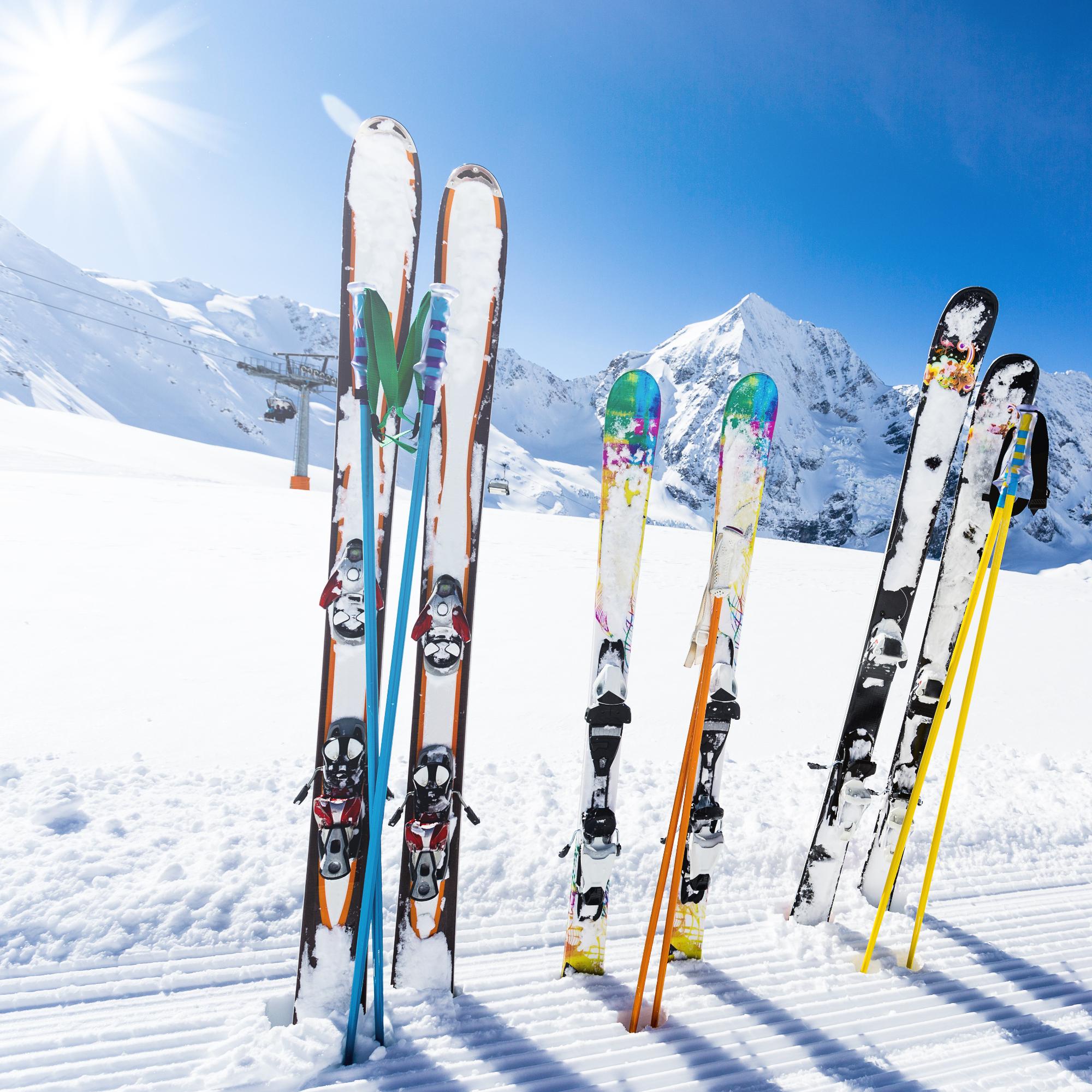 Tipps für den skikauf ski kaufen aber welchen skitypen
