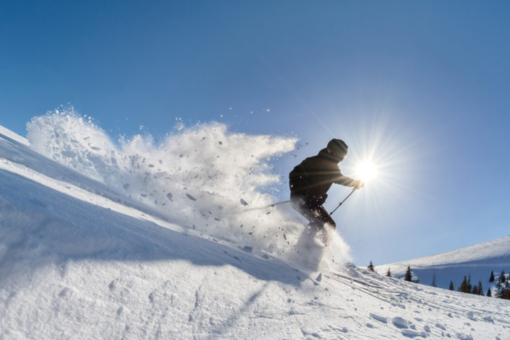 Skifahren im Frühjahr - ein Hochgenuss!