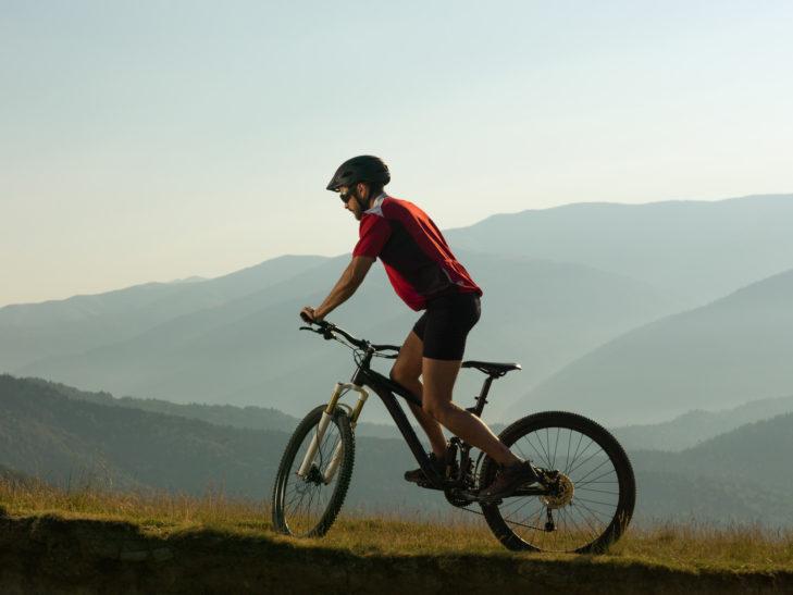 Genussradler, Rennradfahrer oder Mountainbiker – in Ischgl ist für jeden was dabei!