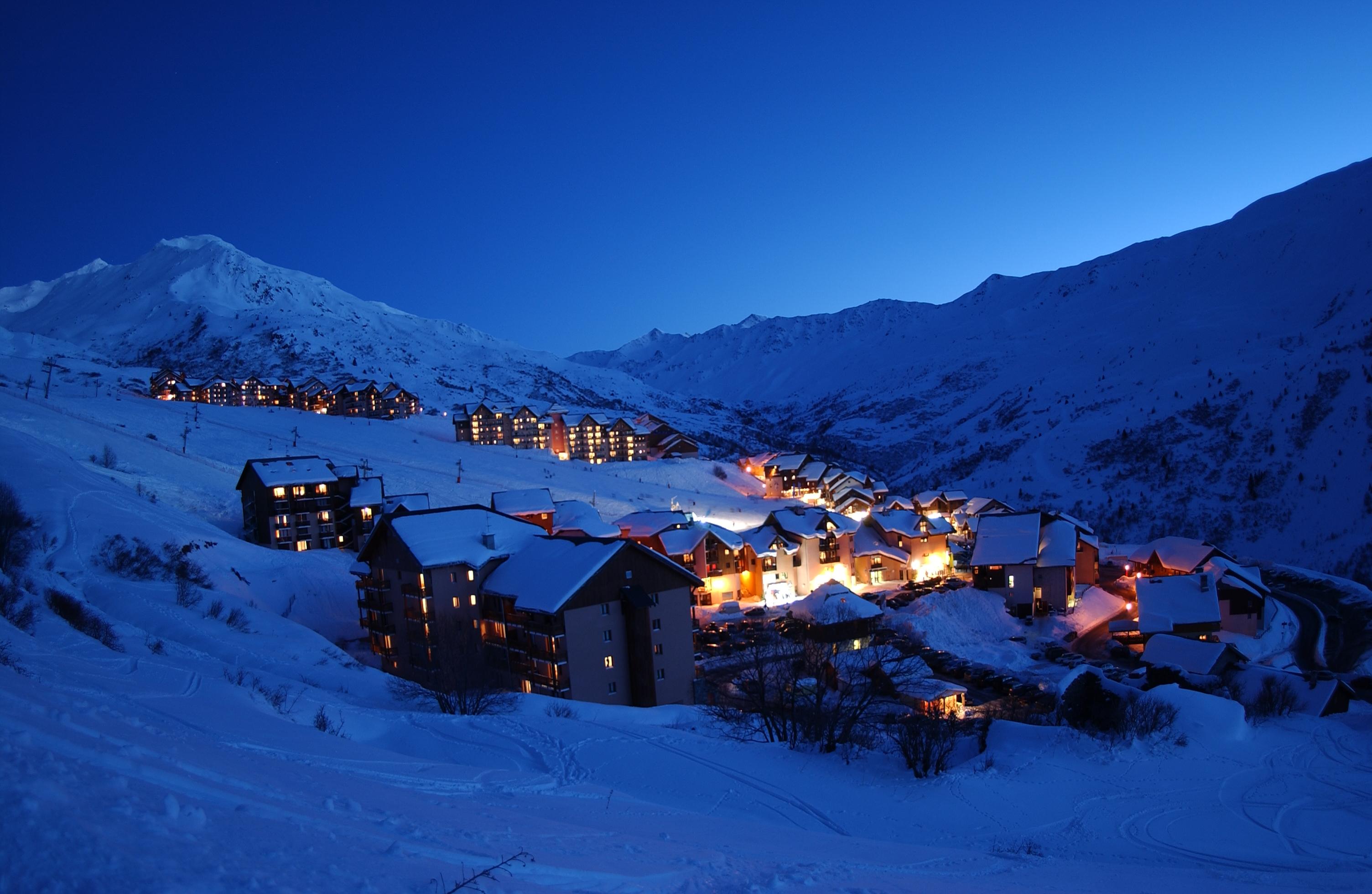 Top reiseziele f r weihnachten im schnee wei e weihnachten - Office du tourisme valmeinier 1800 ...