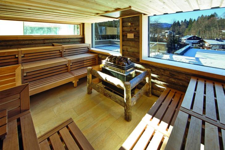 Warum den Skitag nicht entspannt in der Sauna ausklingen lassen?