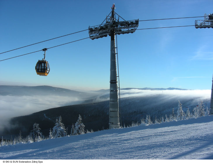 Bad Flinsberg Seilbahn (c) Ski & Sun Swieradow Zdroj Spa
