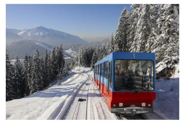 Standseilbahn_Seefeld_Rosshütte (c) Bergbahnen Rosshütte - H. Holzknecht
