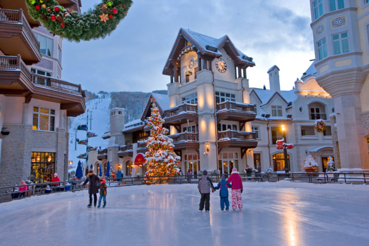 Vail Lionshead Vail Square © Vail Resorts Inc.