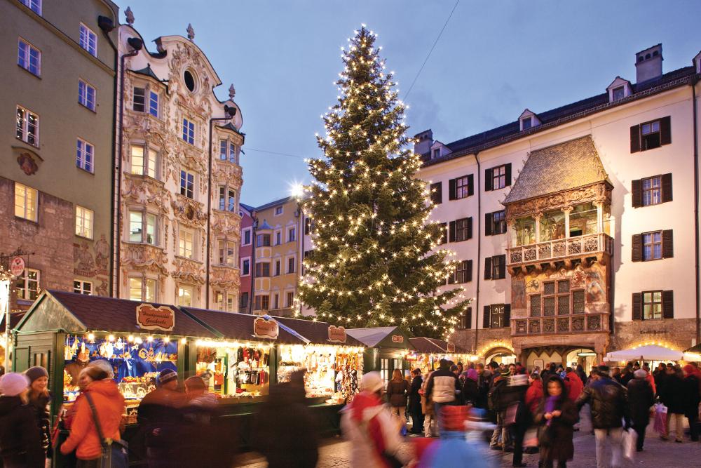 Weihnachtsmarkt Oberammergau.Die Schönsten Weihnachtsmärkte In Den Alpen Advent In Den Bergen