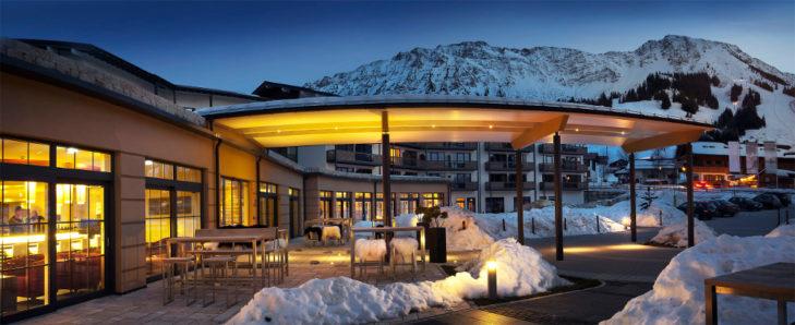 Der alpine Luxus wartet in Bad Hindelang.