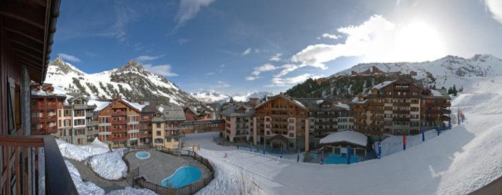 © Premium Résidence Le Village in Les Arcs