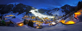 Saalbach Hinterglemm Skigebiet © Skicircus Saalbach Hinterglemm Leogang