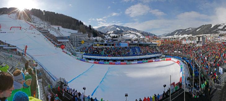 Schladming ist u. a. als Austragungsort der Alpinen Ski-WM 2013 bekannt.