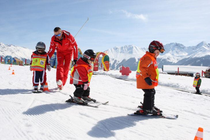 Kinder sind in Serfaus-Fiss-Ladis die wichtigsten Gäste.
