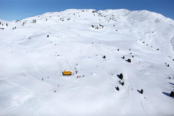 Zell am Ziller Skigebiet © Zillertal Arena
