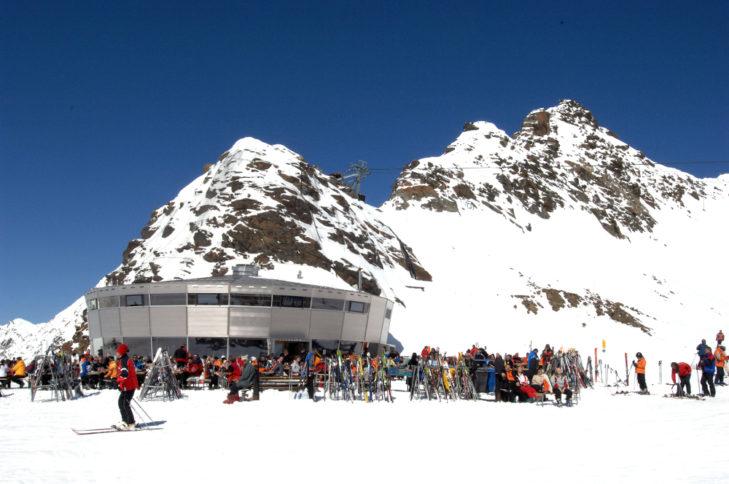 SB Restaurant Jochdohle © Stubaier Gletscher