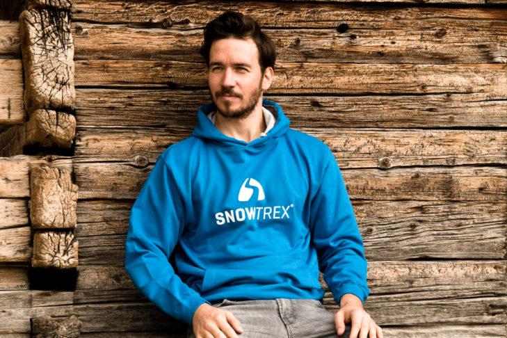 Einer der prominenten SnowTrex-Unterstützer: Skirennprofi Felix Neureuther.