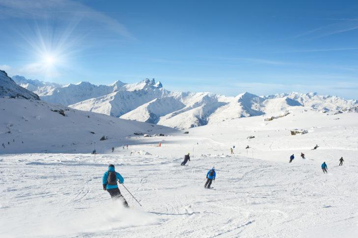 Skifahren im Mai? In Val Thorens möglich!