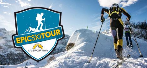 La Sportiva Epic-Ski-Tour Logo © La Sportiva