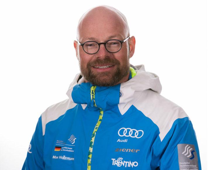 DSLV-Ausbildungsleiter Max Holzmann © Deutscher Skilehrerverband e. V.