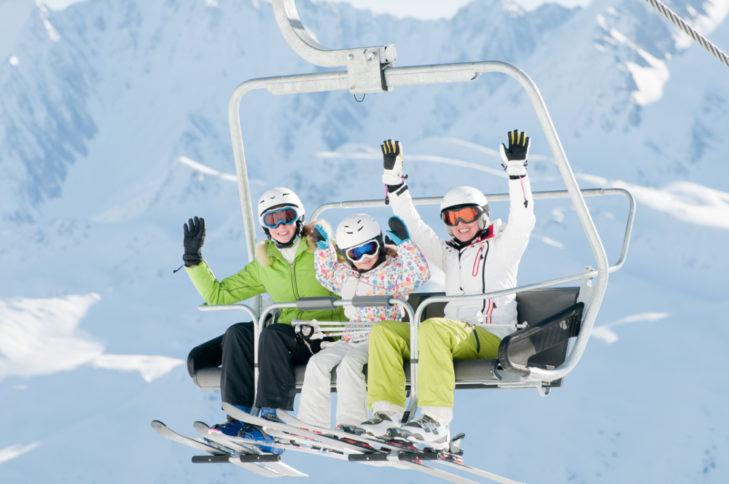 Mit viel Spaß in einen entspannten Skiurlaub durchstarten.