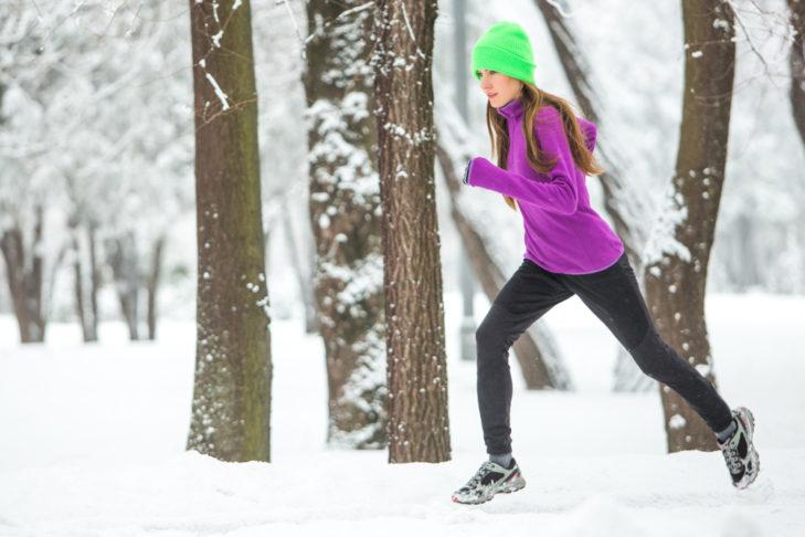 Winterjoggen Katermittel © PEPPERSMINTshutterstock.de
