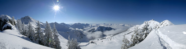 Einer der ganz großen Skiverbünde liegt künftig hier: in den Kitzbüheler Alpen.
