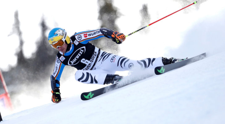 Felix Neureuther in Beaver Creek/USA © Nordica