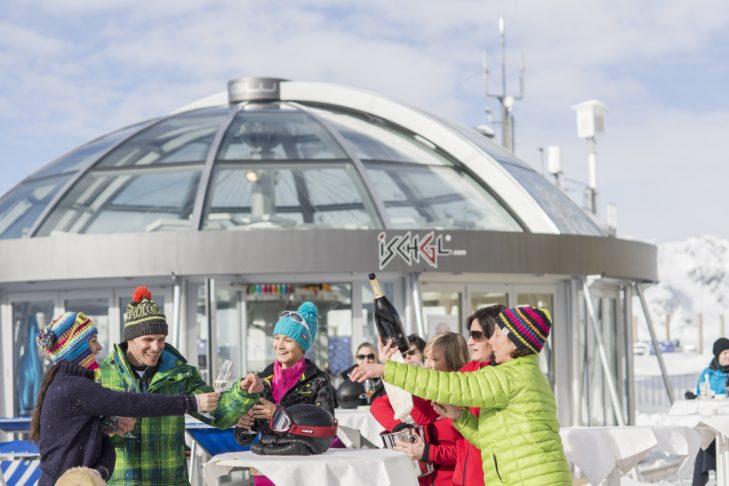 Aprés-Ski wird in Ischgl groß geschrieben.