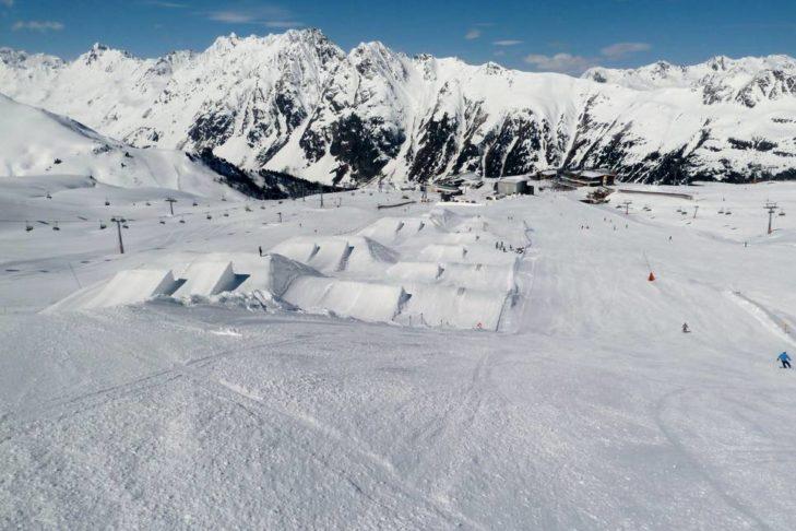 JEEP® Snowpark