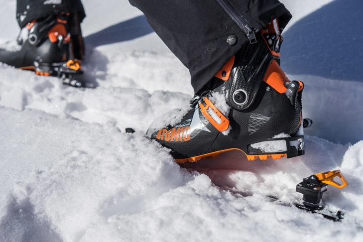 Tourenschuhe müssen Flexibilität gewähren und trotzdem robust sein. © Skitourenwinter.com
