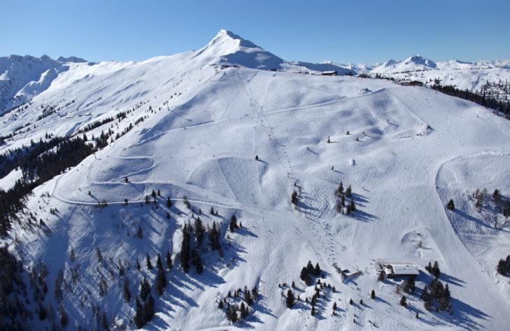 Das Ski Juwel Alpbachtal Wildschönau besitzt viele breite, gut vernetzte Abfahrten.