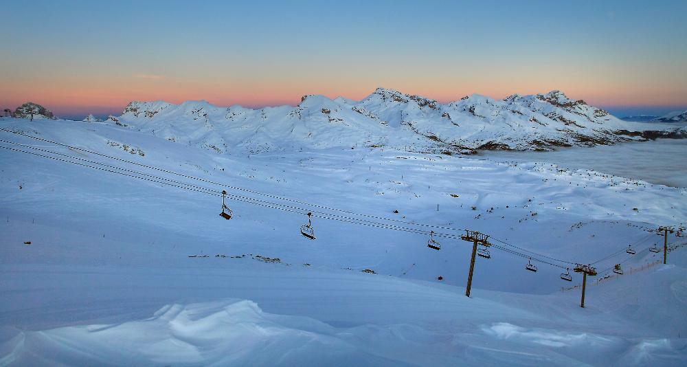 Skigebiet superd voluy la joue du loup skifahren pistenplan apr s ski - Joue du loup office du tourisme ...