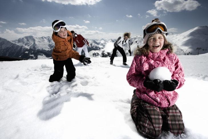 Der Spaßfaktor für Kinder ist in der Zillertal Arena immens.