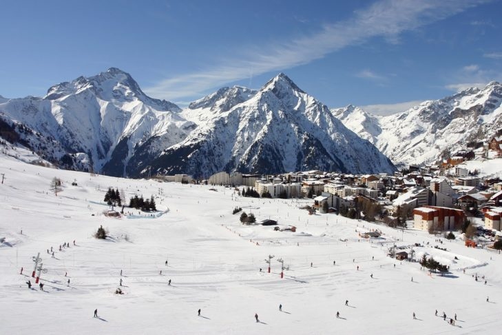 Les 2 Alpes 1650