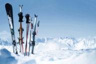 Ski pflegen & lagern