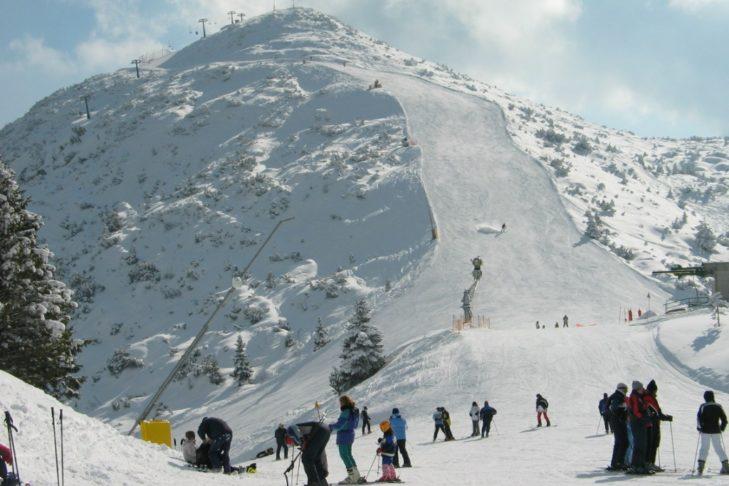 Andalo Paganella Skigebiet