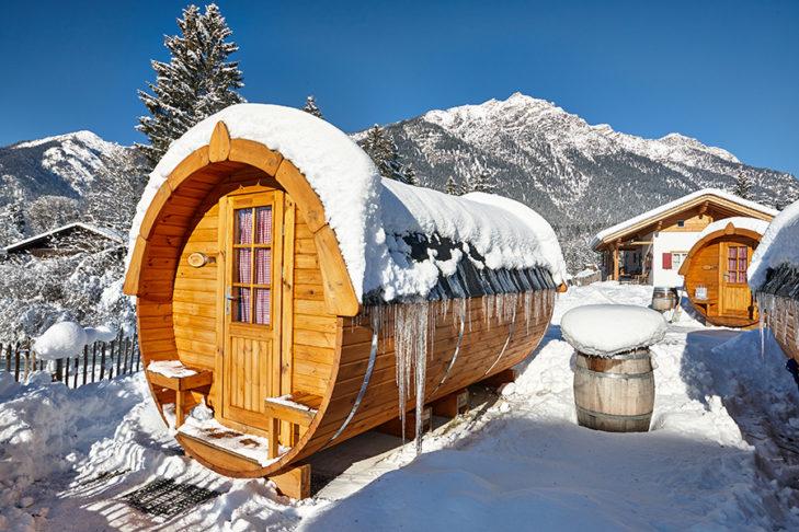 Grainau Camping Zugspitze