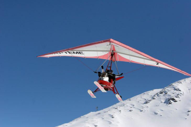 Paragliding gehört zu den Top-Aktivitäten in Val Cenis.