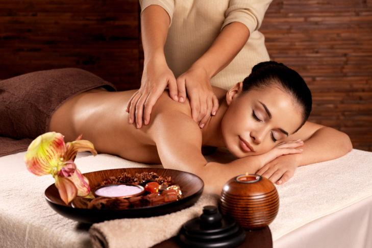 Spa-Treatments tragen zum Wohlbefinden und somit zum Einklang von Körper und Geist bei.