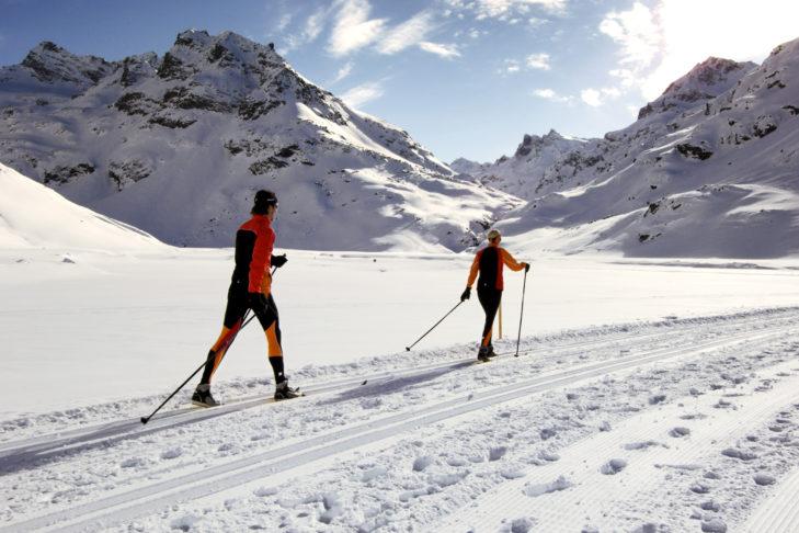 Silvretta Montafon Langlauf