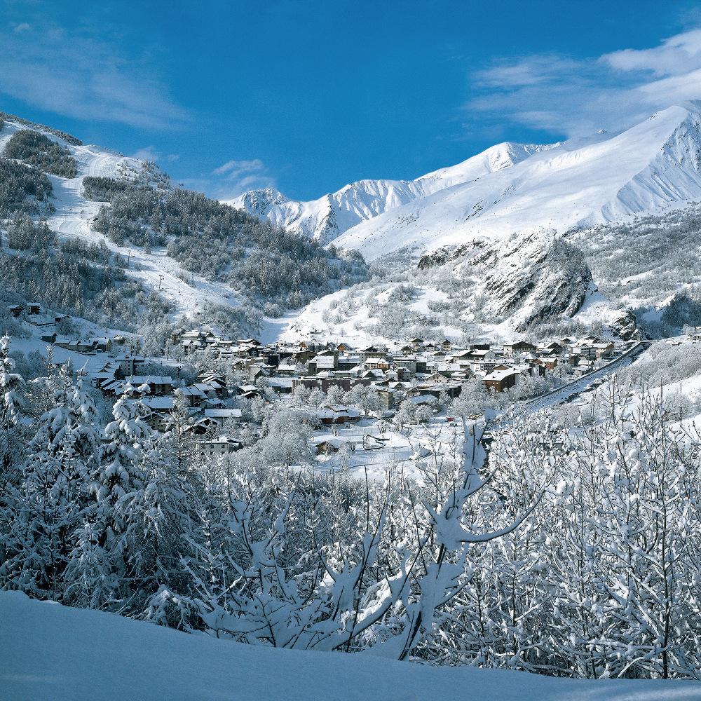 Skigebiet valmeinier galibier thabor skifahren pistenplan apr s ski - Office du tourisme valmeinier 1800 ...