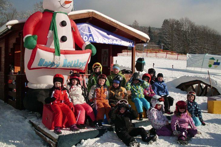 Kinder kommen in Černý Důl voll auf ihre Kosten.