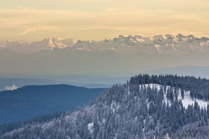 Der Hochschwarzwald und speziell die Skiregion um den Feldberg bieten tolle Wintersportmöglichkeiten.