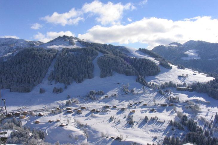 Skigebiet notre dame de bellecombe espace diamant - Office tourisme notre dame de bellecombe ...